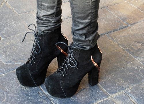 Solestruck: Jeffrey Campbell Lita Claw with ohsuzi